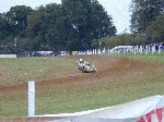 Where did the others go ???  Yeovil Traders' Charity Grasstrack - Yeovil Showground, 28-Oct-2001