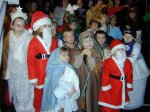 Will the real Santa Claus please stand up!!!