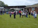 You need a steady hand in the egg-and-spoon race.